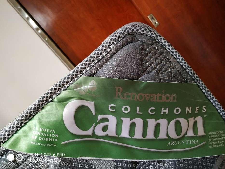 Colchón Cannon Renovation 1plazasommier