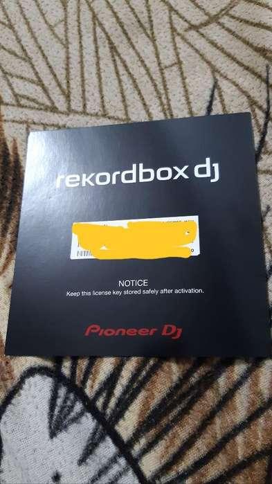 Licencia Rekordbox Video Y Audio Dj
