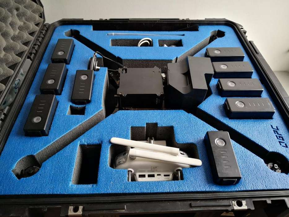 Dji Matrice 100.8 Baterias.<strong>accesorios</strong>.
