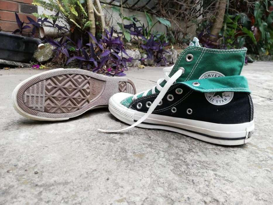 Converse All Star Double Upper High originales NUEVOS unisex