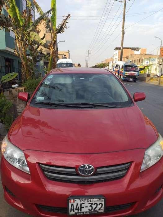 Toyota Corolla 2010 - 0 km