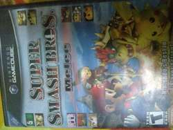 Vendo Super Smash Bros Melee