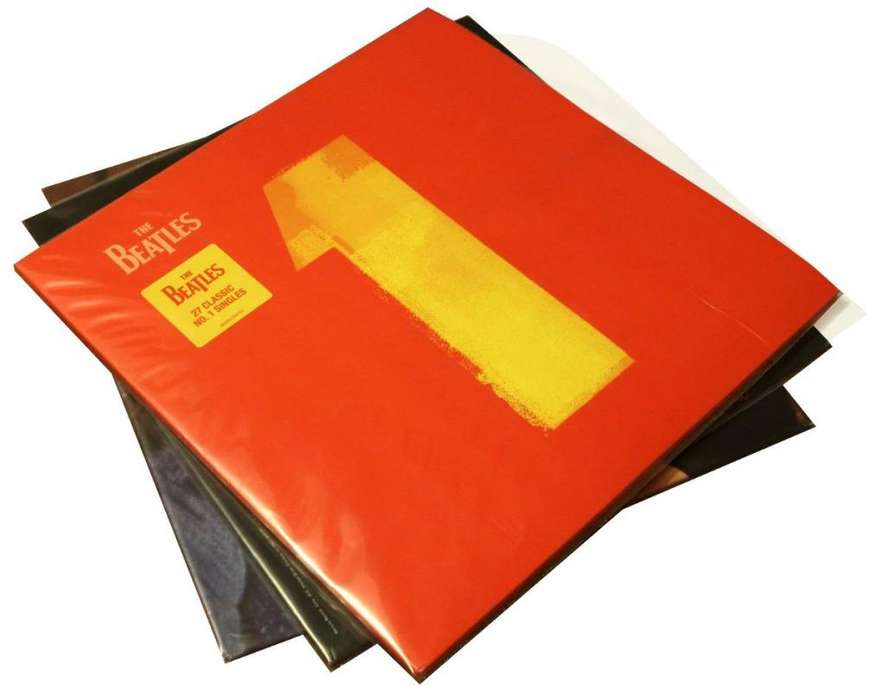 Fundas externas e internas para discos de vinilo, acetato, LP, long play