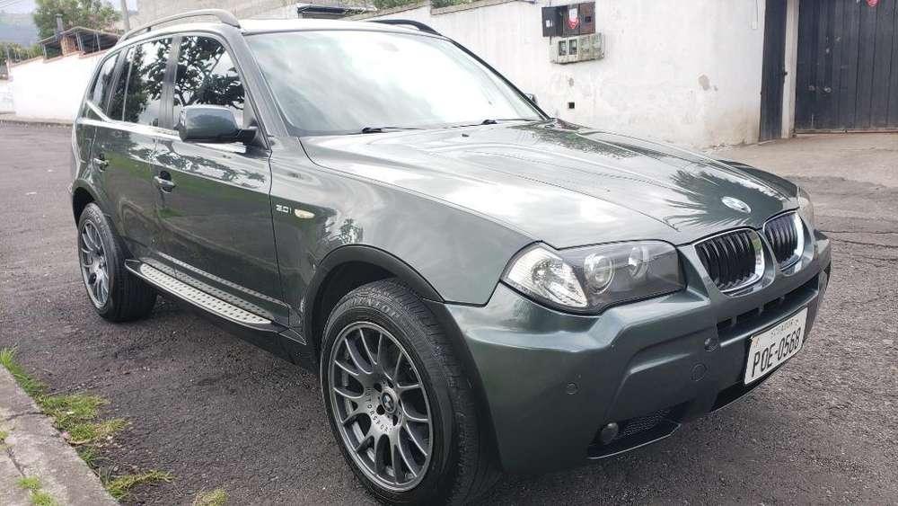 BMW X3 2006 - 144788 km