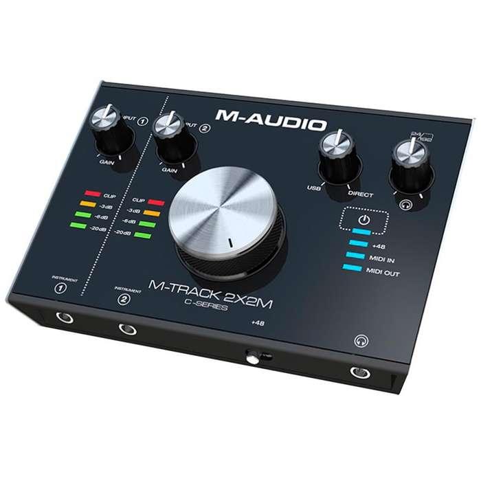 Interface M Audio M-TRACK 2X2M