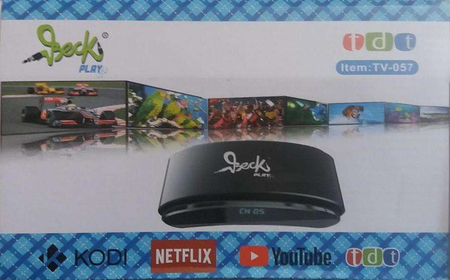 Convertidor Tv box con tdt para tv plasma lcd led