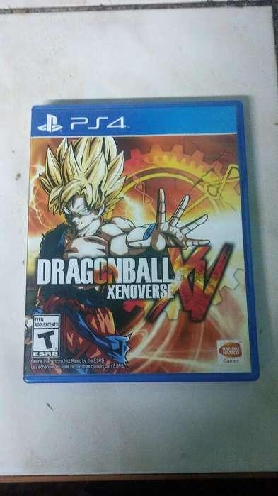 Dragonball Xenoverse para Ps4