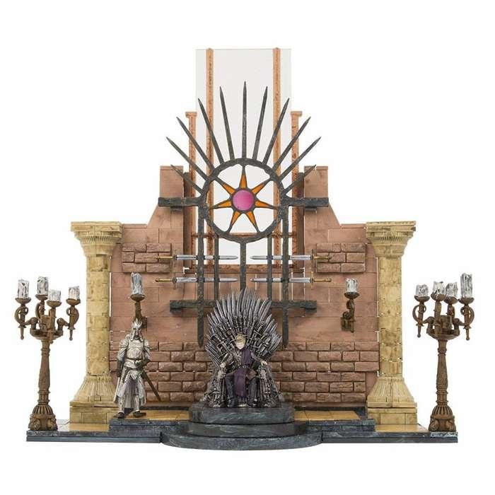 Game of Thrones Iron Throne Room Set de construcción
