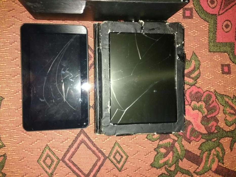 Vendo 2 Tablets para Repuesto
