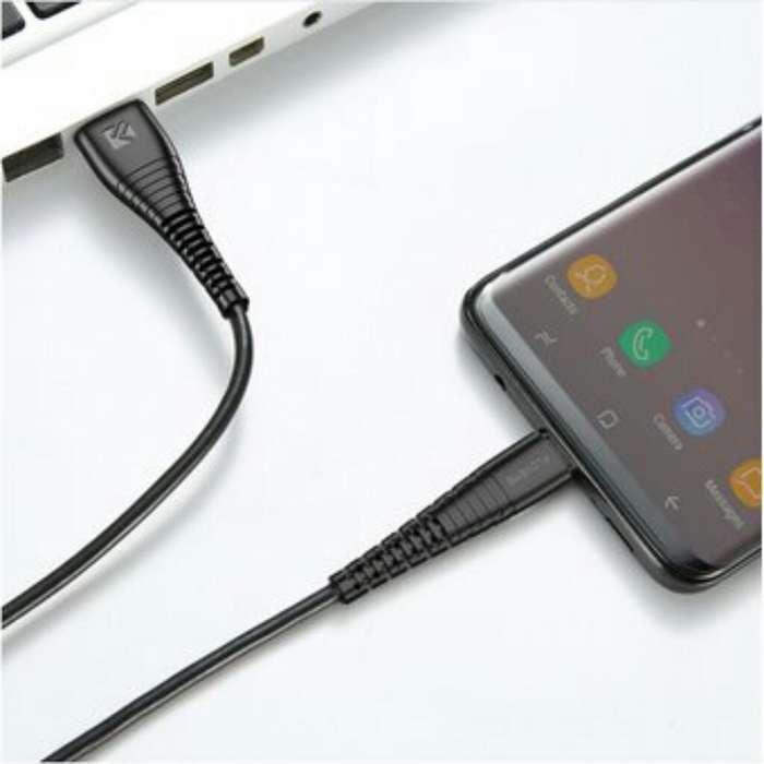 Cable Fino Marca Ivon P/iphone C/rapida