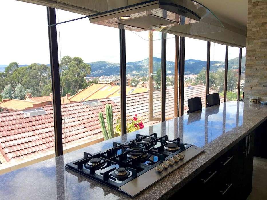 Precioso Penthouse de 2 pisos con enormes vistas y terraza - Amueblado
