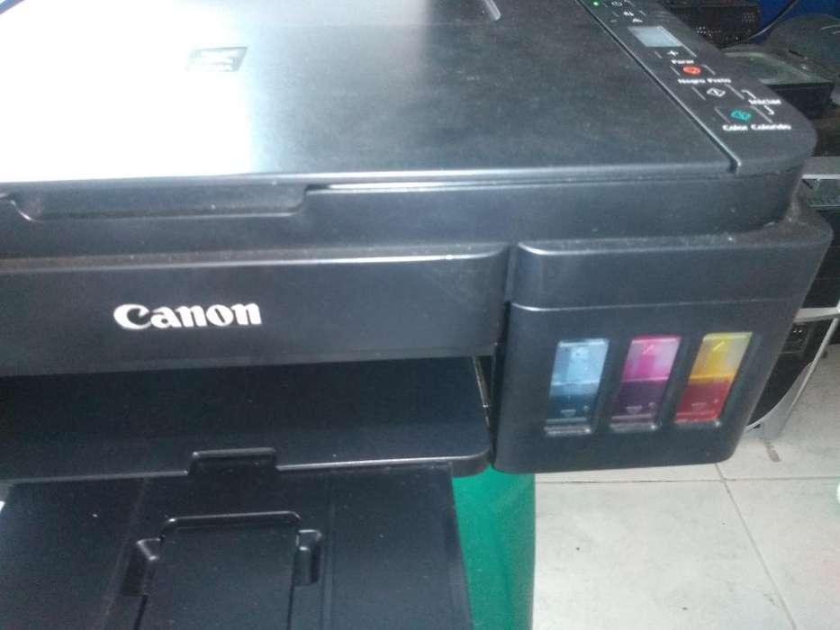 Cannon Sistema de Tinta