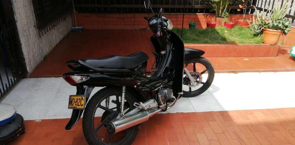Vendo Moto Akt 115 2012