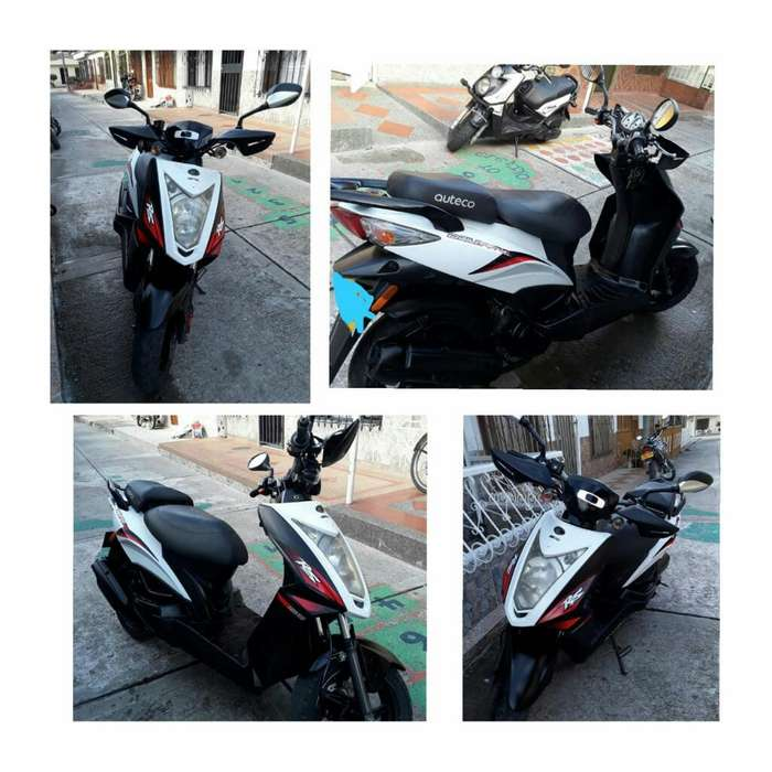 Agility Rs Naked 125
