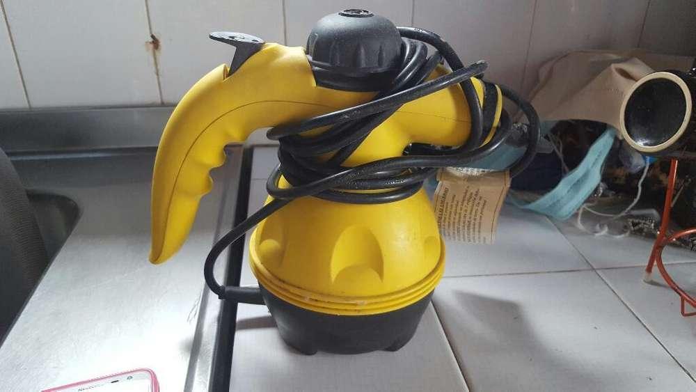 Maquina Limpiadora Manual a Vapor