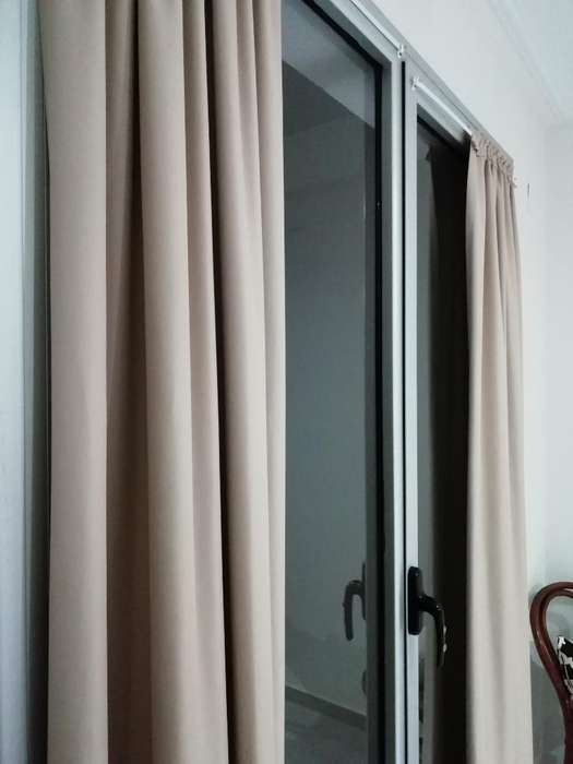 Cortinas Black Out Impecables