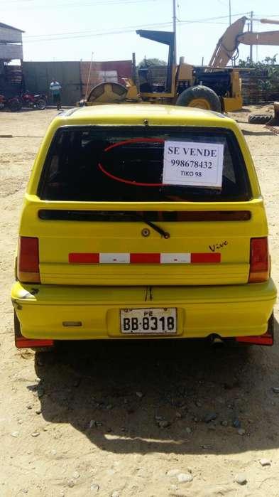 Daewoo Tico 1998 - 10000 km