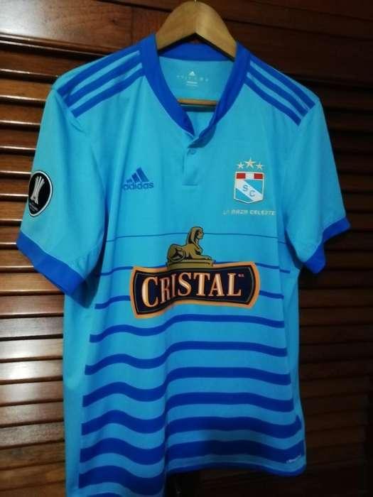 Camiseta Sporting Cristal 2017