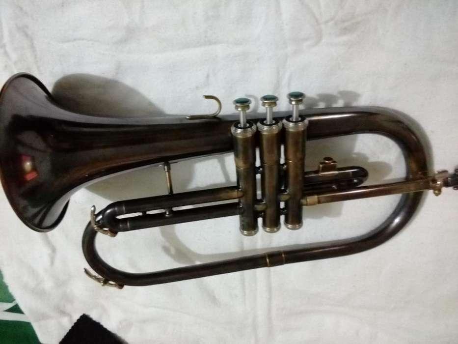 Bugle Flugelhorn Yamaha 2310 <strong>trompeta</strong>