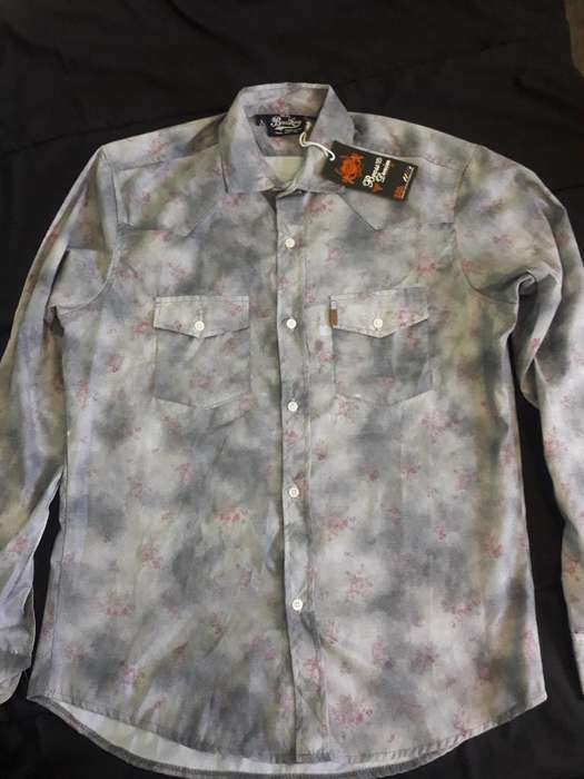 <strong>camisa</strong> Bross Talle L