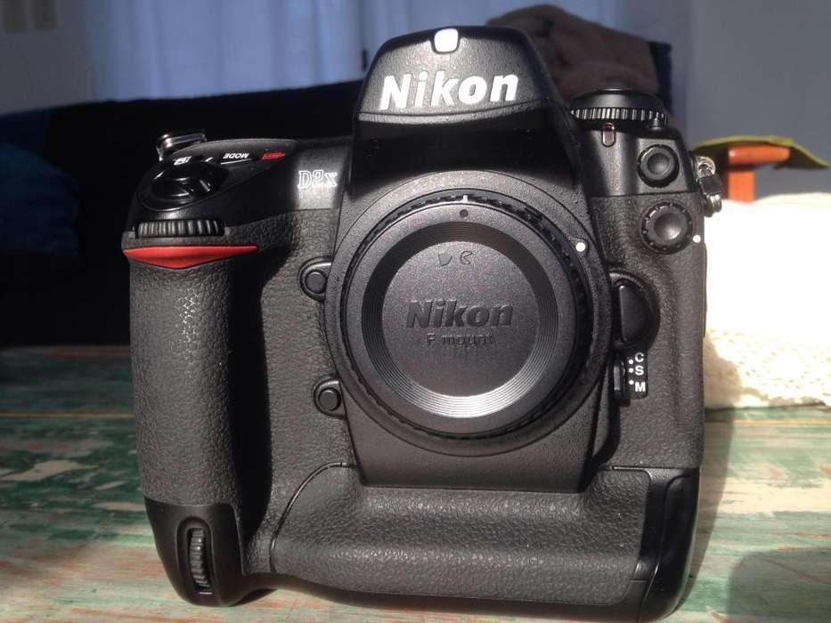 Nikon D2x profesional solo 15412 disparos!!!