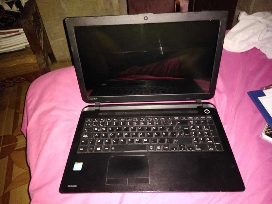 Vendo O Cambio Laptop Satellite C55-b