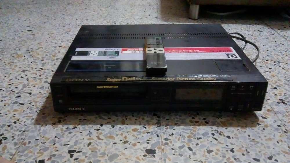 Vendo Betamax Completo Funcionando Bonit