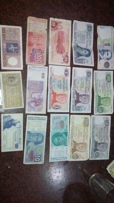 Vendo Billetes Antiguos Todo 1.000