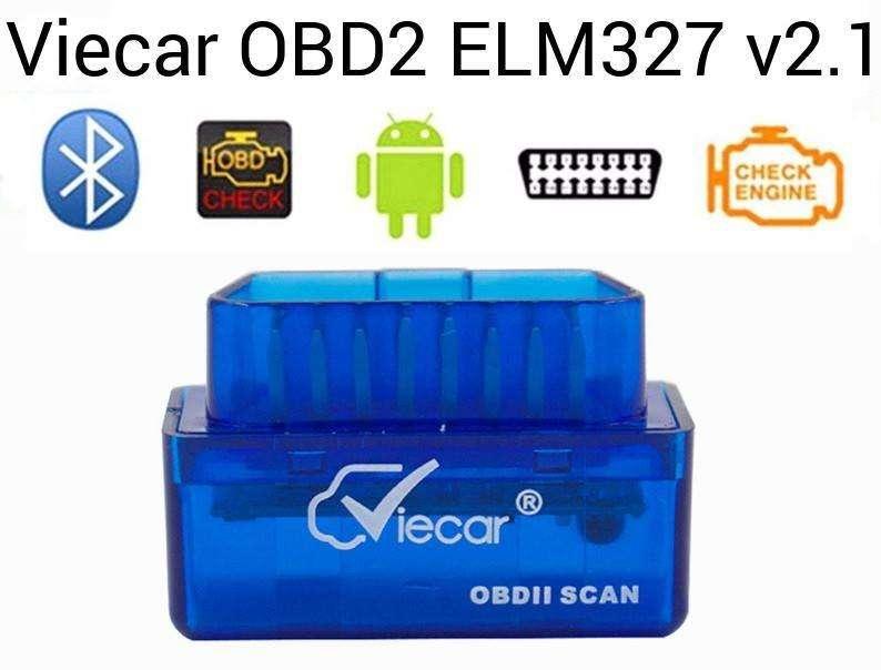 Escaner OBDII Bluetooth, para diagnosticar posibles fallas de su vehículo, fácil con su celular o tableta