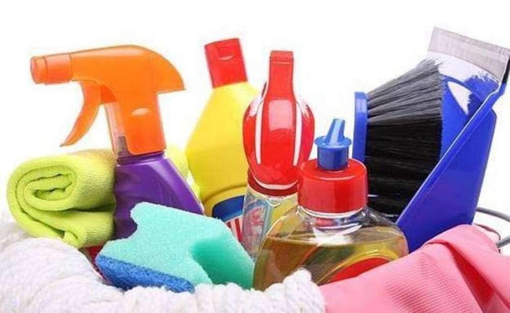 Persona para Limpieza 3 Veces Al Mes
