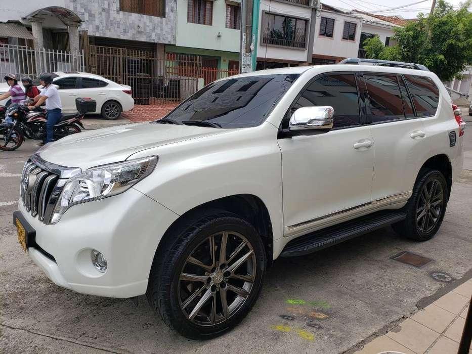 Toyota Land Cruiser Prado 2011 - 92000 km