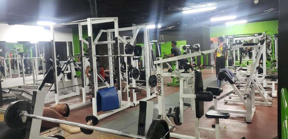 VENTA <strong>gimnasio</strong> NEGOCIABLE