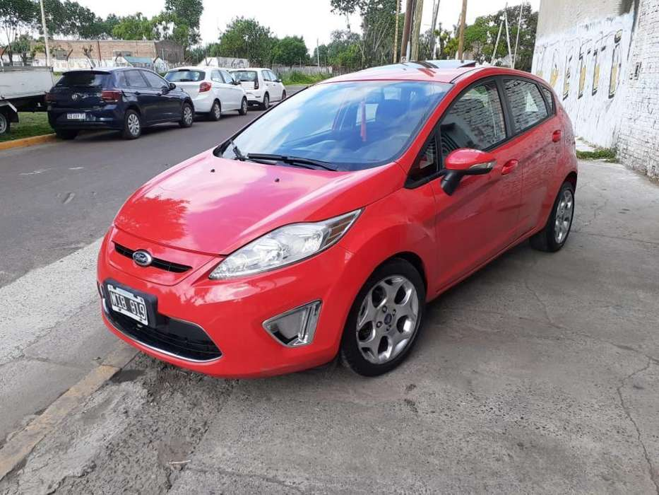Ford Fiesta Kinetic 2013 - 112000 km