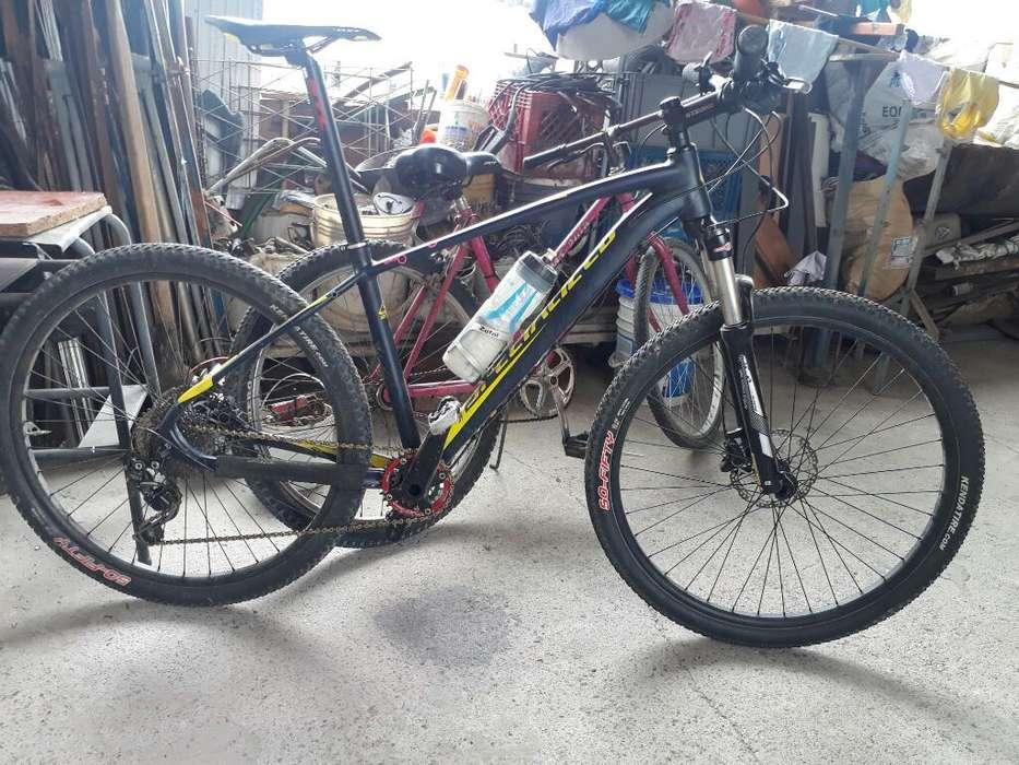 Bicicleta Todoterreno 27.5