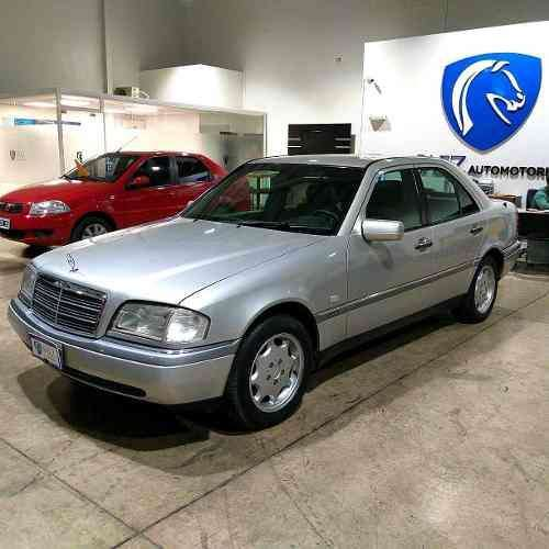 <strong>mercedes-benz</strong> Clase C 1997 - 147000 km