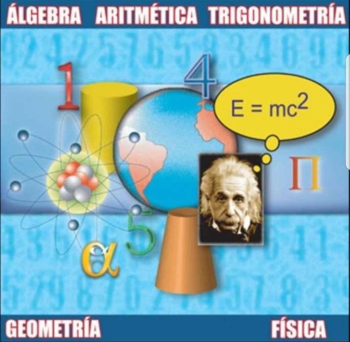Clases Física Matemáticas Computación