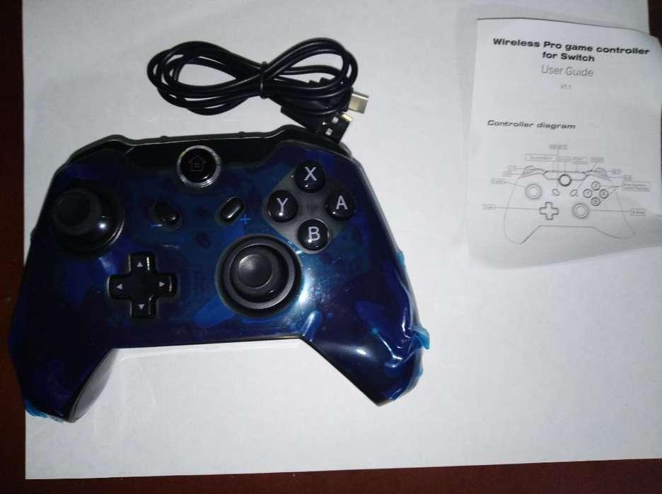 Control Pro Nintendo Switch Y Pc
