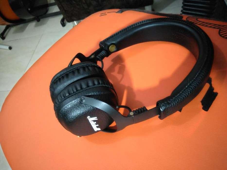 Marshall Audifonos Mid Bluetooth Negros