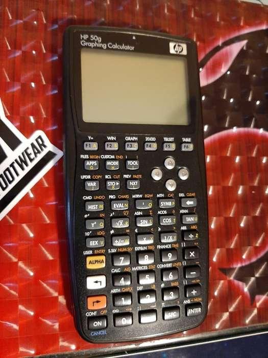 <strong>calculadora</strong> Científica Hp 50g Ok