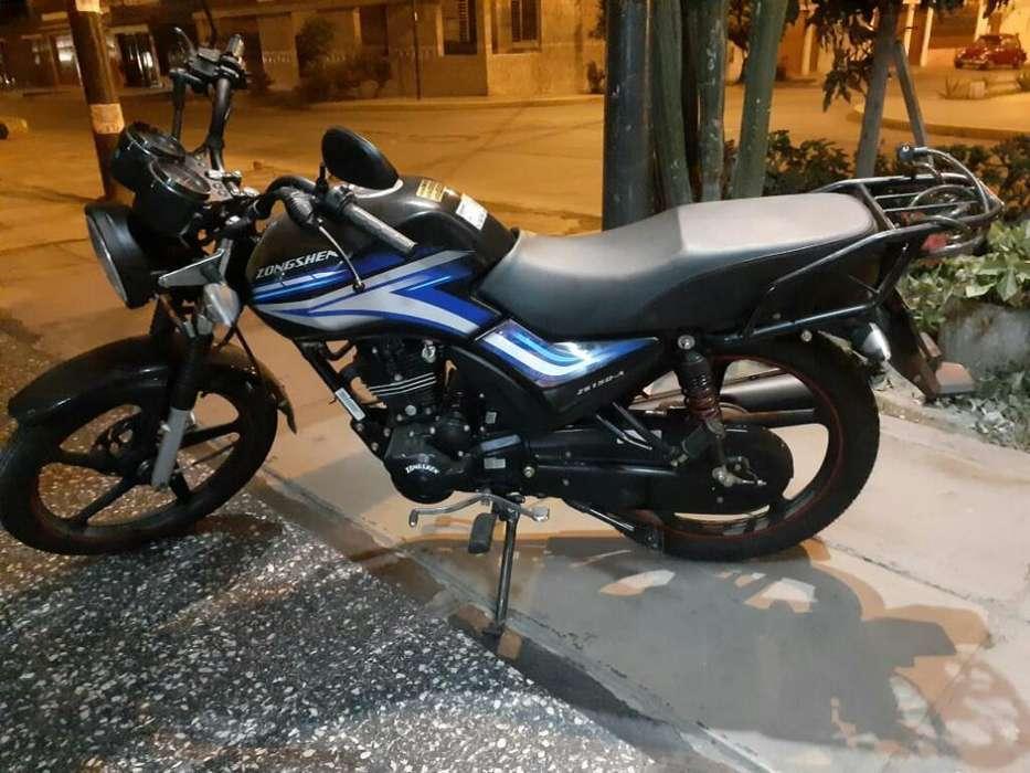 Moto Lineal Zongshen Seminueva