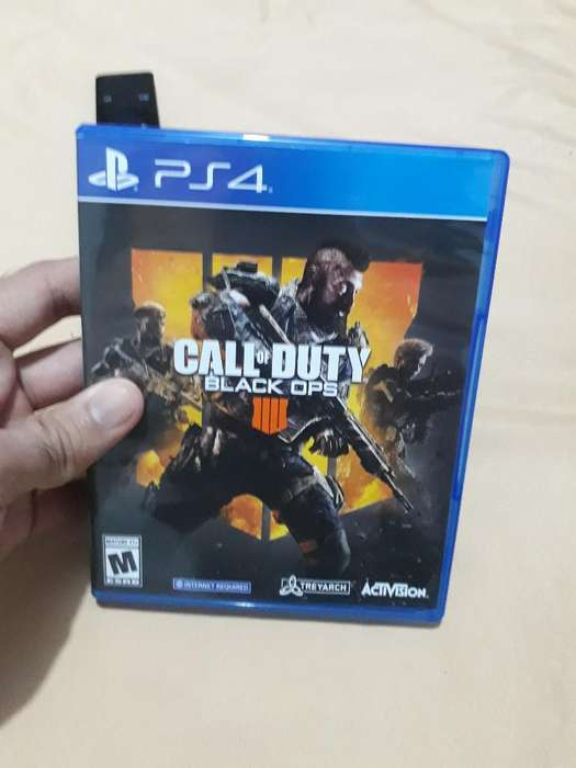 Call Of Duty Black Ops 4 Ps4 Play Statio