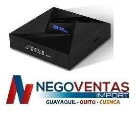 TV BOX TX9 DE 2 GIGAS DE RAM MÁS 16 DE ALMACENAMIENTO PRECIO OFERTA 39.00