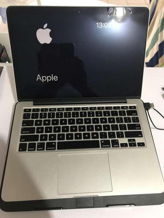 Macbook Pro Retina 13,3-2014-2,6 Ghz-core I5-8 Gb-ssd256 Gb