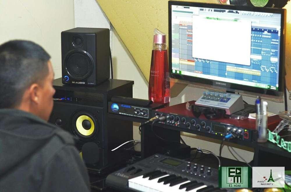 Grabación Y Mezcla