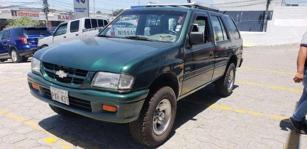 Chevrolet Rodeo 2002 - 187000 km