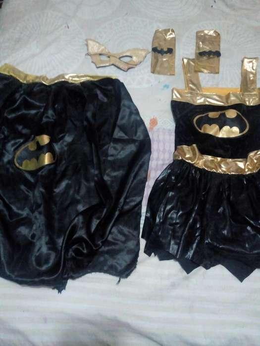 Disfraz de Batychika