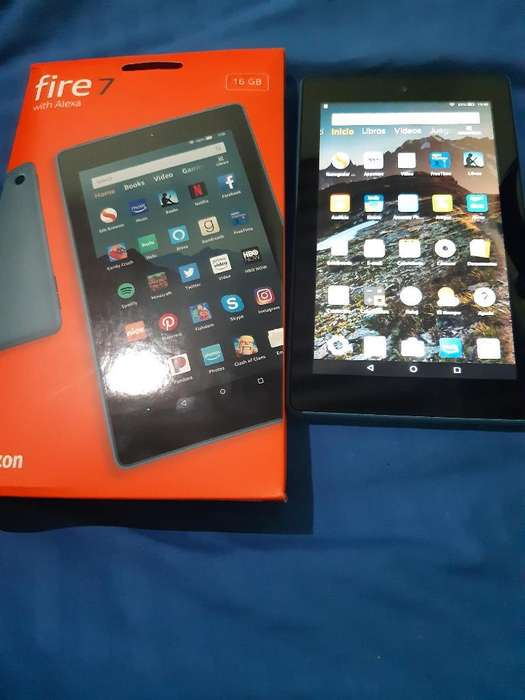 Tablet Fire 7 Vendo O Cambio