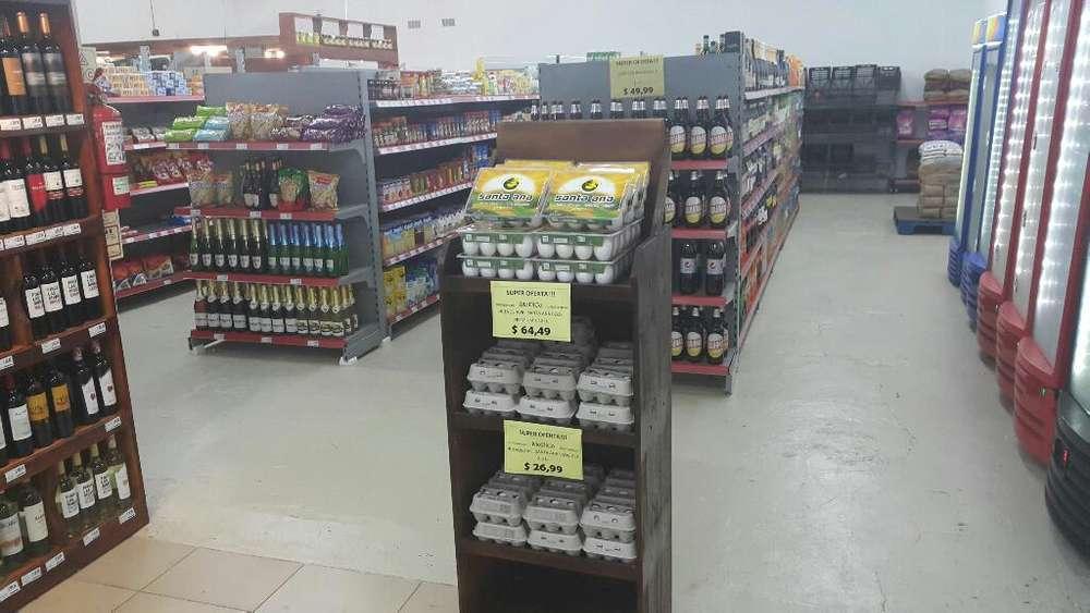 Vendo Fondo de Comercio Supermercado