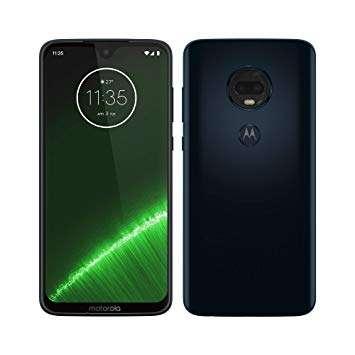 Celular Motorola G7 Plus 64gb Azul