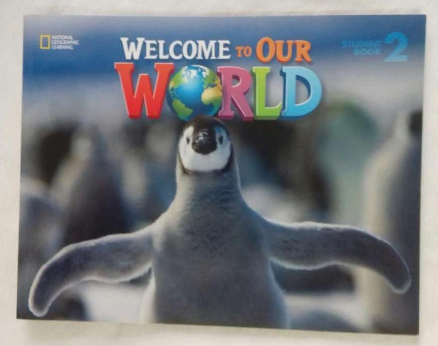 Welcome To Our World Student Book 2
